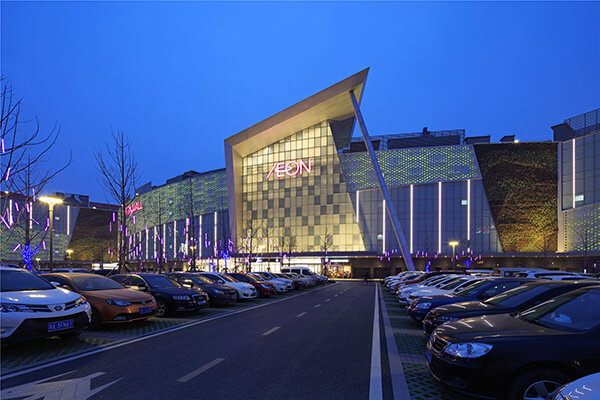 AEON Hangzhou Liangzhu SC at HMA Architects & Designers