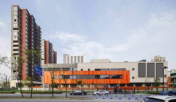 Shanghai Malu Station Mixed-use at HMA Architects & Designers